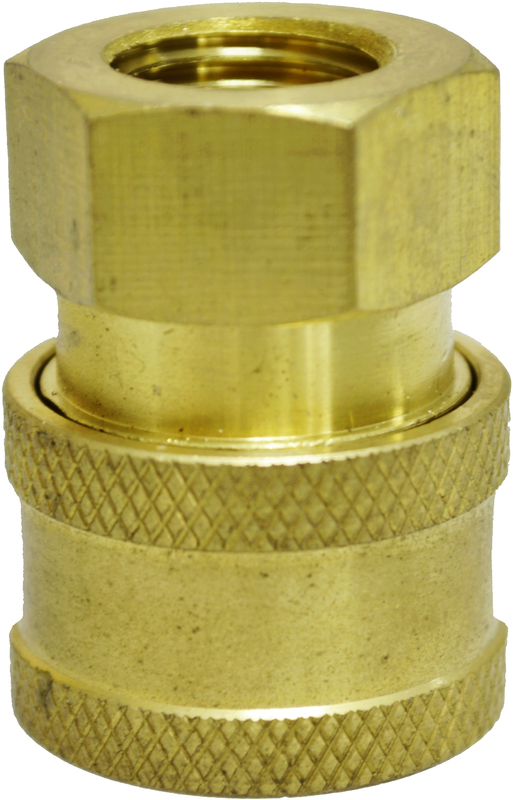 6-7061 1/4 IN. FEMALE NPT COUPLER