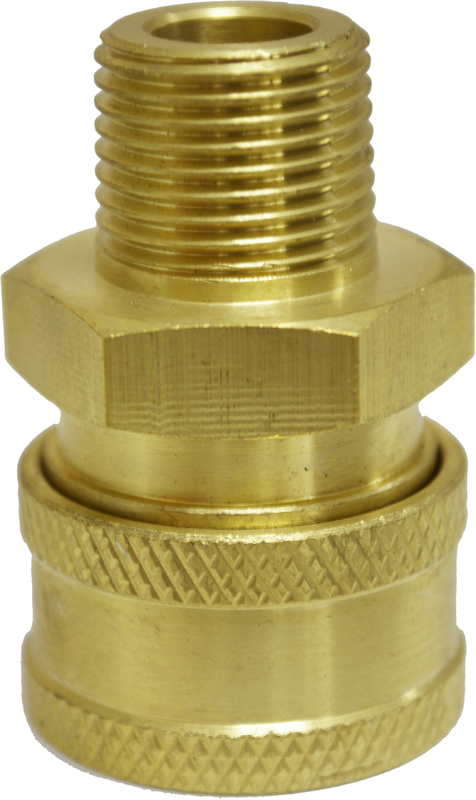 6-7070 3/8 IN. MALE NPT COUPLER