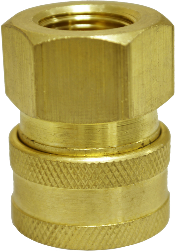 6-7071 3/8 IN. FEMALE NPT COUPLER