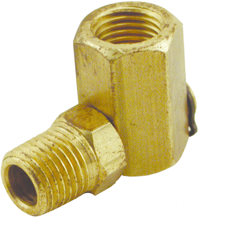6-5267 1/4 NPT 90 DEG SWIVEL
