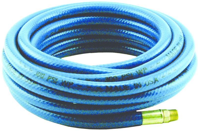 6-5312 25 FT. 3/8 PVC AIR HOSE