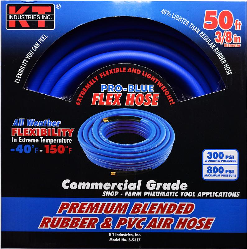 6-5317 50 FT. 3/8 FLEX AIR HOSE