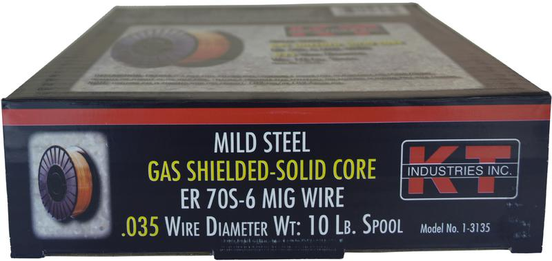 1-3135 10# .035 70S-6 MIG WIRE