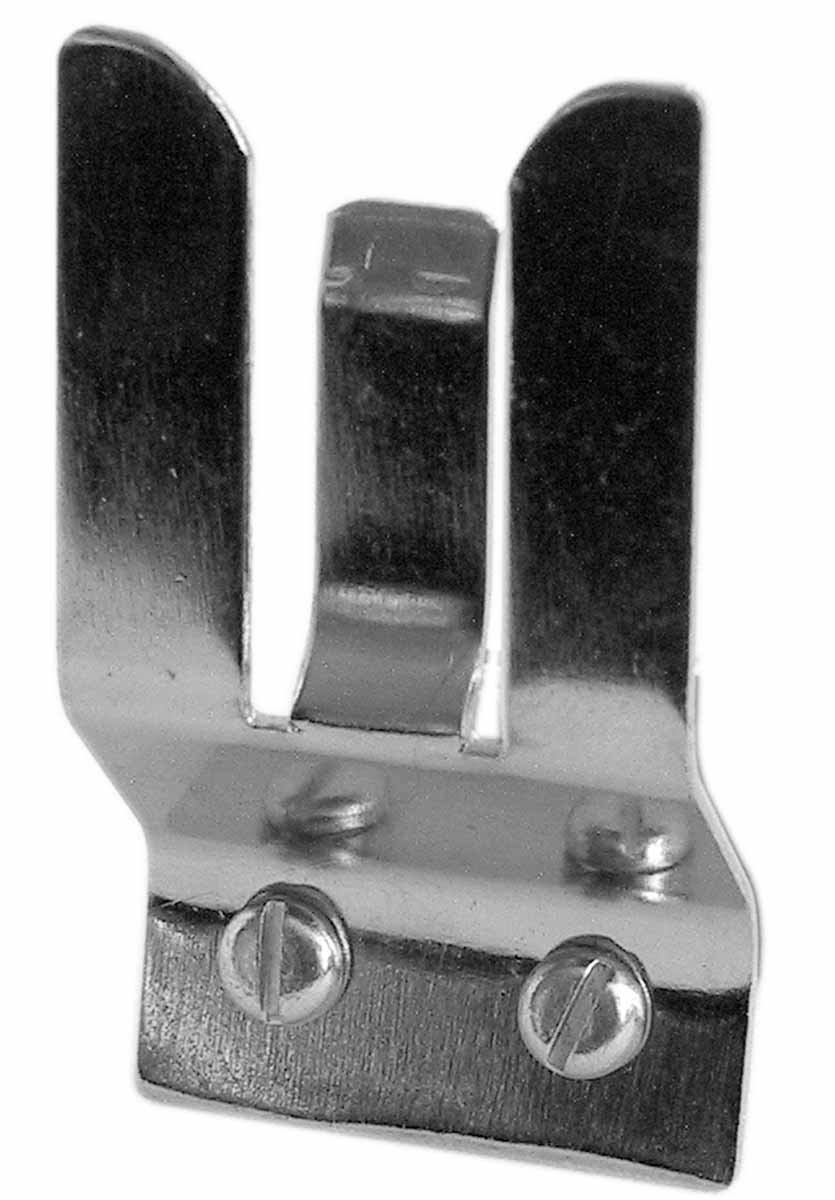 SCREW MOUNT MIC CLIP (BULK)