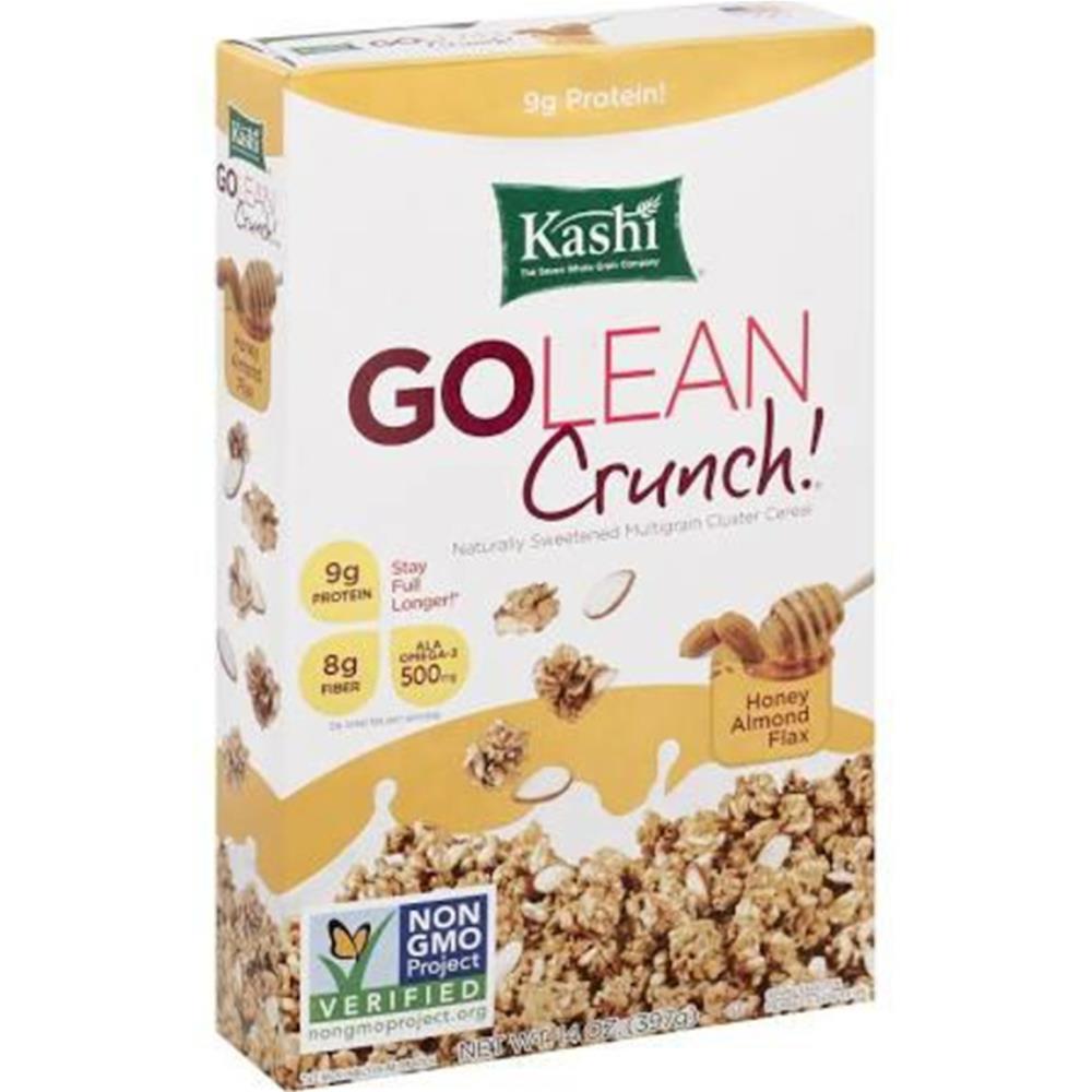 Kashi - Golean Honey Almond Flax Cereal ( 12 - 14 OZ)