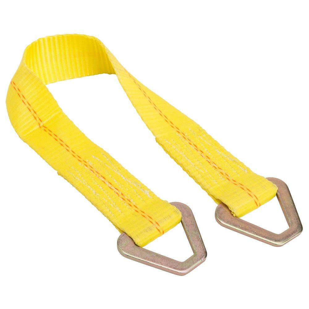 AXLE STRAP STD 24 X 2IN