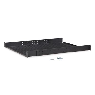 1U Vntd 4 Point Adjust Shelf