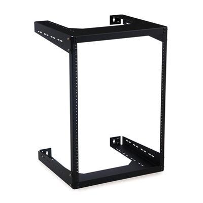 "15U 18"" Open Frame Wall Rack"