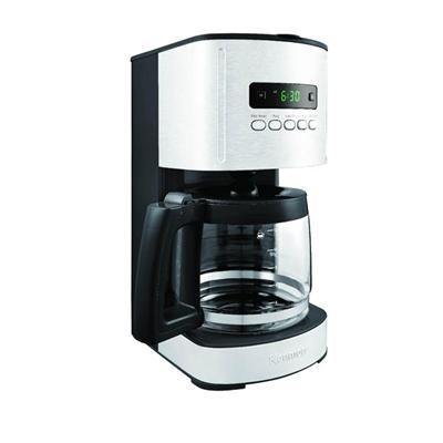 Coffee Maker Prgrmbl 12cup Blk