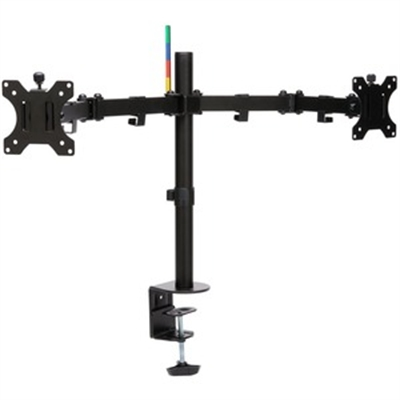 Dual Extended Monitor Arm