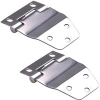 SS UPPER LIFTGATE HINGES