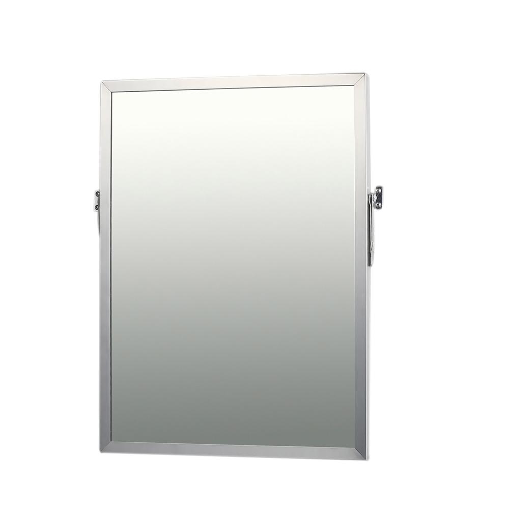 Adjustable Tilt Mirror 18X24