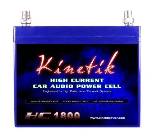Kinetik 12V 1800 Watt Max Power Cell