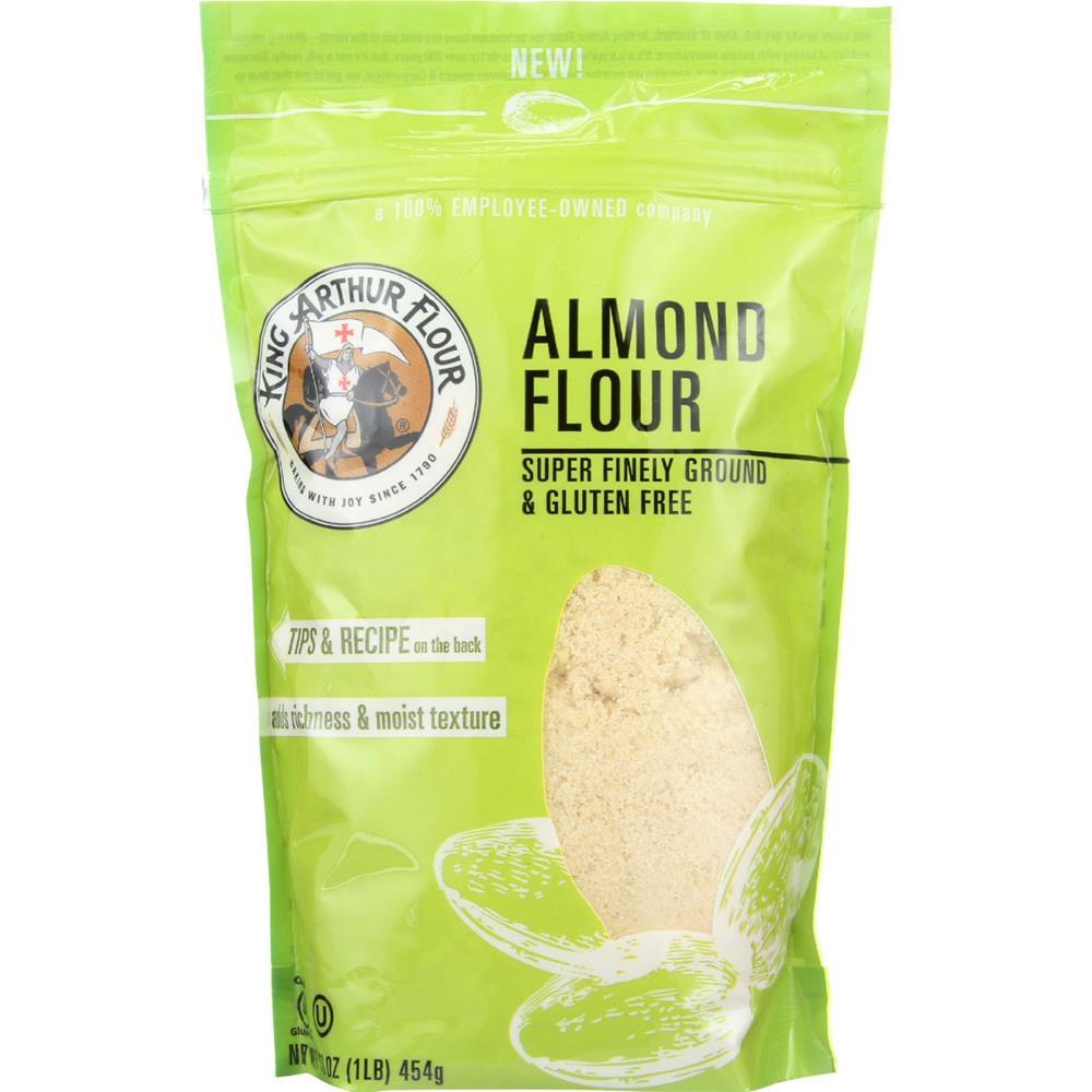 King Arthur - Gluten Free Almond Flour ( 4 - 16 OZ)