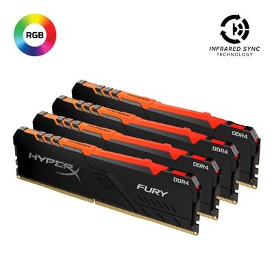 128G 2666MHz CL16 Kitof4 HypXF