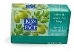 Kiss My Face Olive & Green Tea Bar Soap (1x8 Oz)
