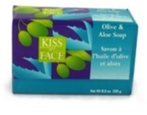 Kiss My Face Olive & Aloe Bar Soap (1x8 Oz)