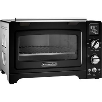 "Digital Toaster Oven 12"" OnyxB"