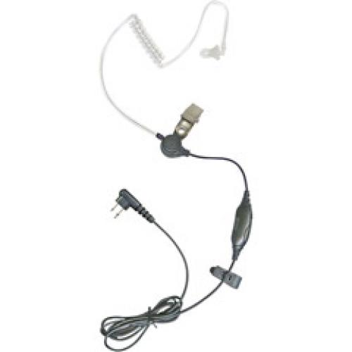 SINGLE PIN CLEAR ACCUSTIC COIL/TALK ABOUT RADIOS