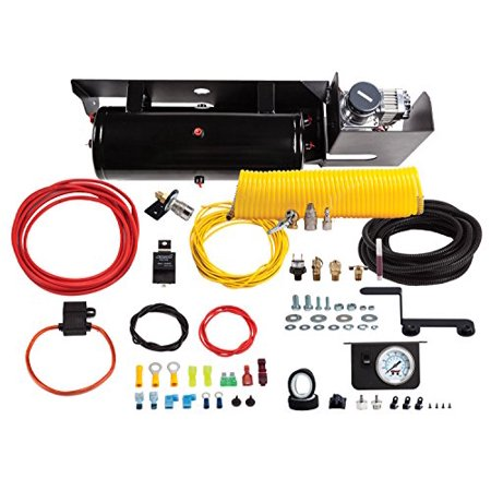 11-15 F250/F350 DIESEL TRUCKS 100% BOLT-ON ONBOARD AIR SYSTEM FOR TIRES UP TO 35