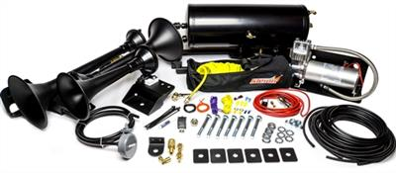 14-18 RAM 2500/3500 SHORT BED CREW CAB / MEGA CABRAM HD 73O TRAIN HORN