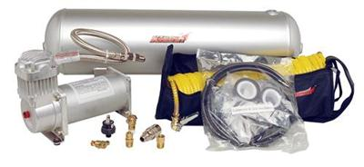 Air Compressor with Air Tank