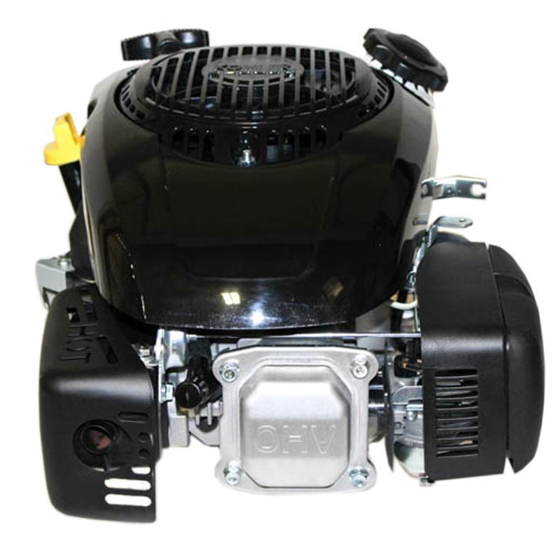 """149cc 6.5 Torque Vertical 25mmx3-5/32"""" Shaft 7/16""""-20 D & T, OHV, Recoil & Electric Start, Safety Brake Kohler Engine"""