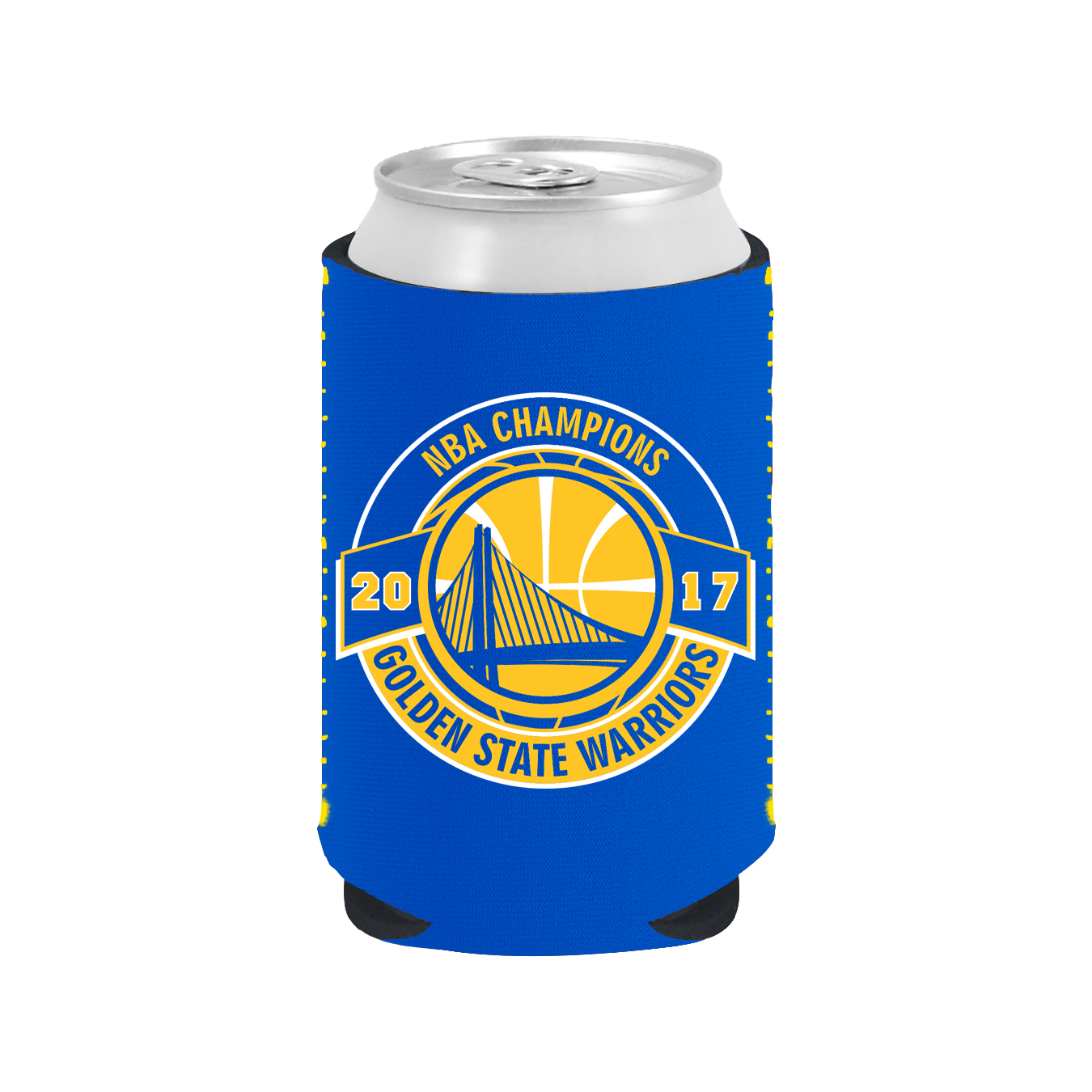 2017 NBA Champions Golden State Warriors Kolder Kaddy