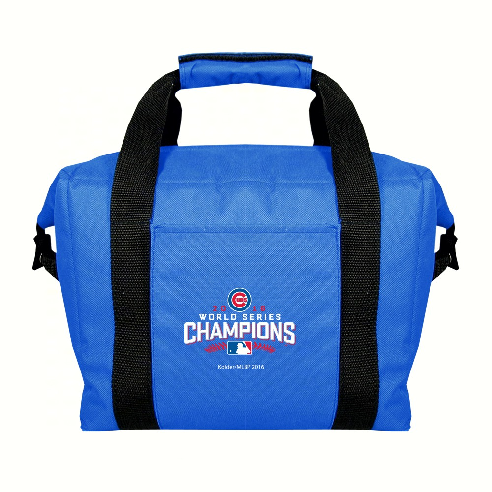Kooler Bag - 2016 World Series Champs - Chicago Cubs (Holds a 12 pack)