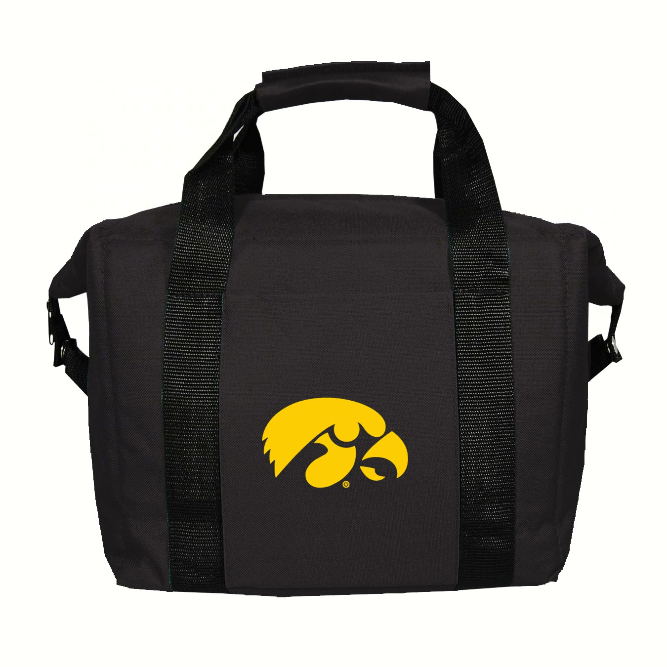 Kooler Bag Iowa Hawkeyes (Holds a 12 Pack)