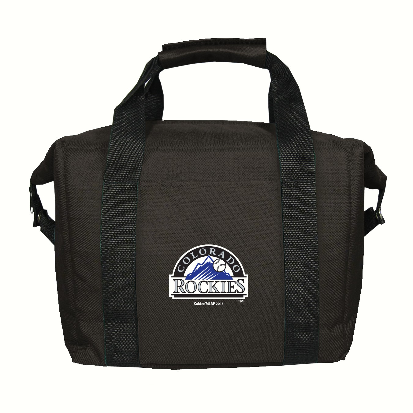 12 pack Kooler Bag - Colorado Rockies