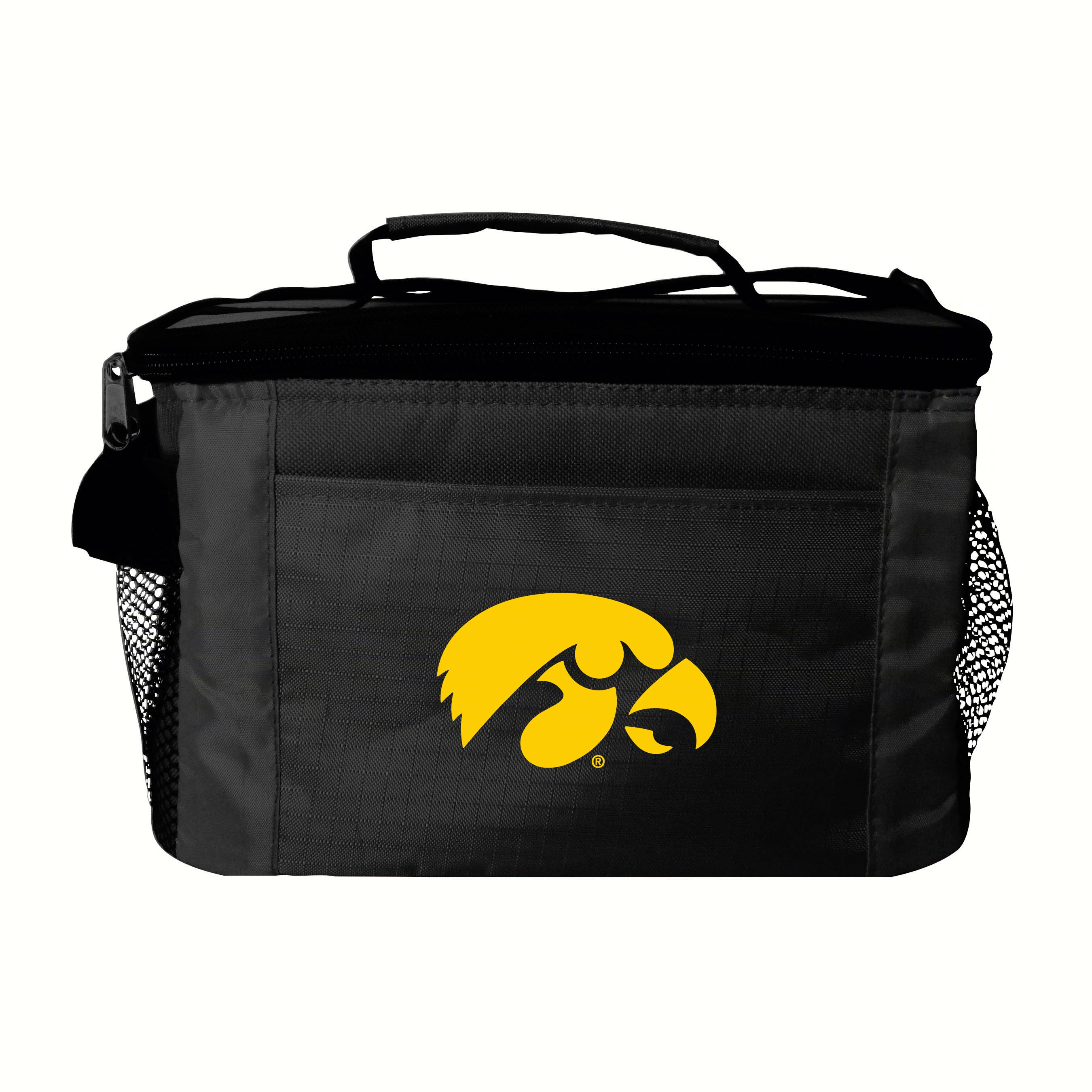 Kooler Bag Iowa Hawkeyes (Holds a 6 Pack)