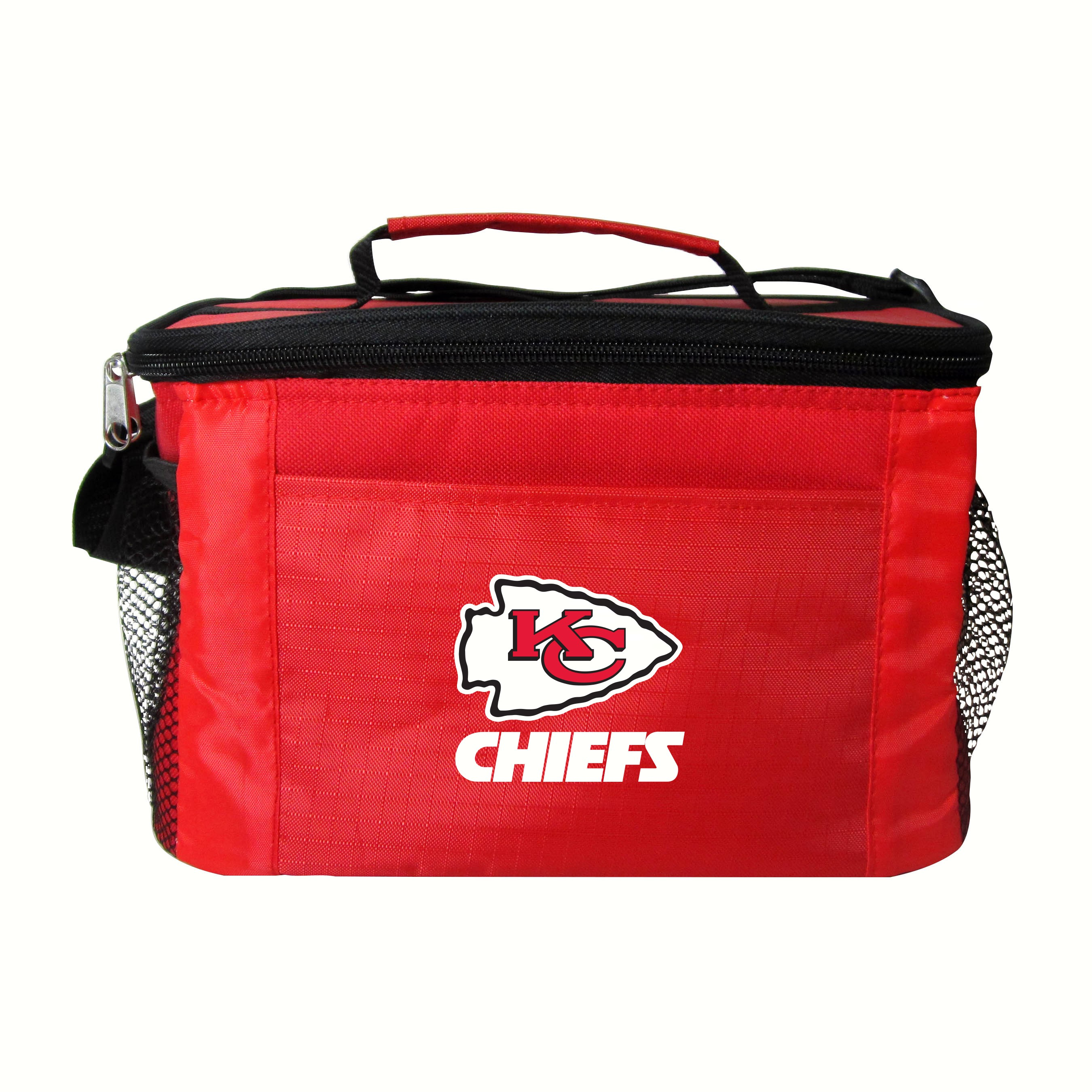 Kooler Bag Kansas City Chiefs (Holds a 6 Pack)