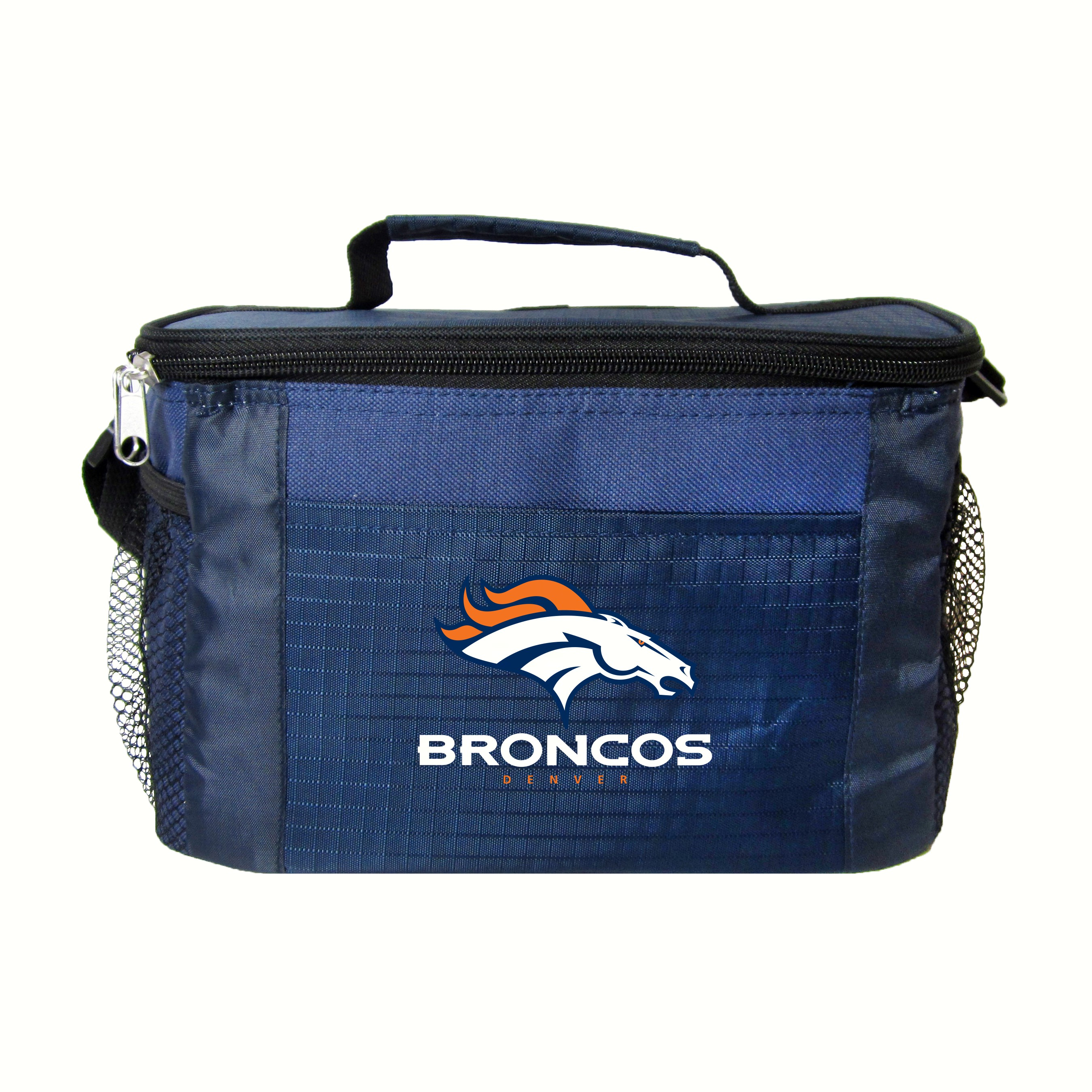 6 pack Kooler Bag - Denver Broncos