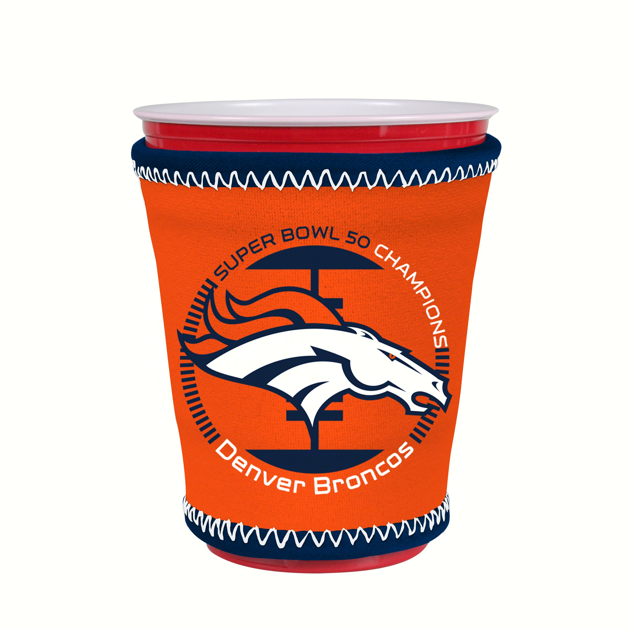 Kup Holder - Super Bowl 50 Champs - Denver Broncos
