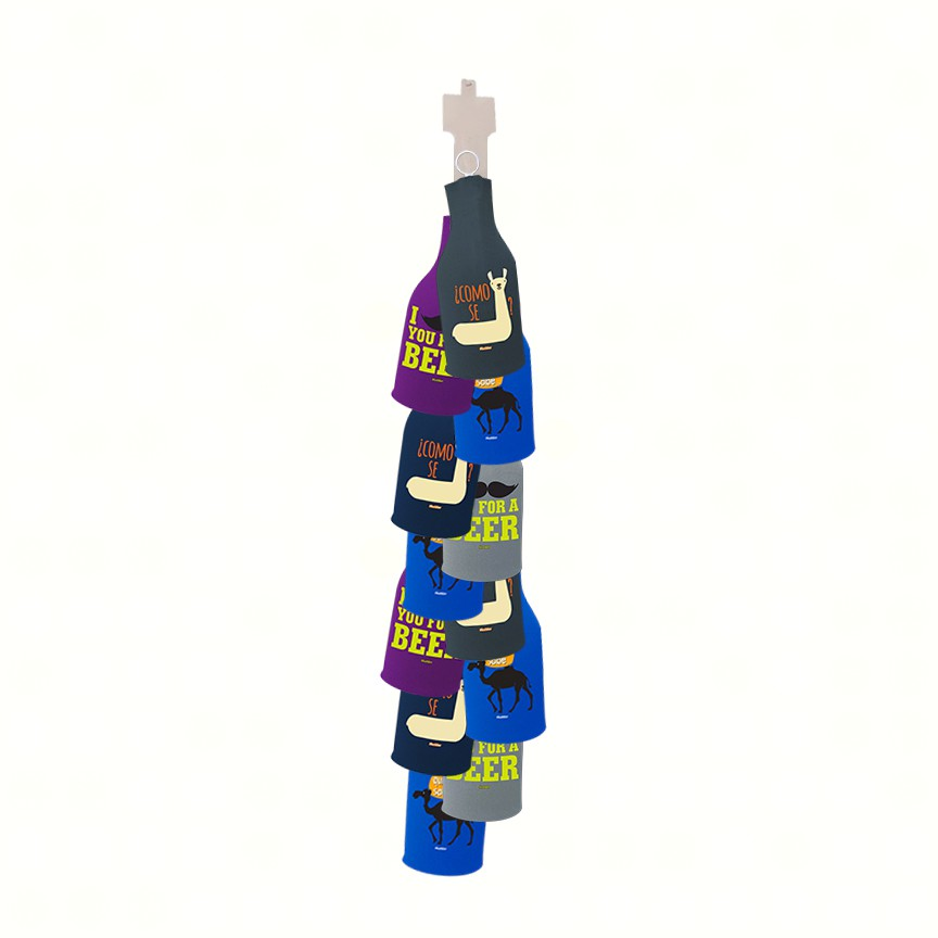 Bottle Suits Funny Sayings Clip Strip
