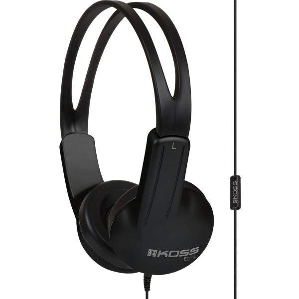 Port w Microphone Headphones