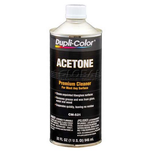 Acetone 32 Oz. Quart
