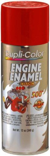 DE1605 Ceramic Ford Red Engine Paint - 12 oz.