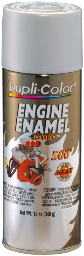 DE1615 Ceramic Aluminum Engine Paint - 12 oz.