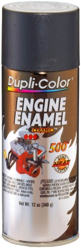 DE1651 Ceramic Cast Coat Iron Engine Paint - 12 oz.