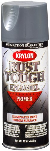 GRAY PRIMER RUST TOUGH