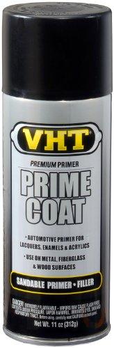 SP305 Prime Coat Black Sandable Primer Filler Can - 11 oz.