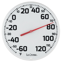 THERMOMETER DIAL 8.5IN