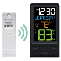 WEATHERSTATION W-IN/OUT TEMP