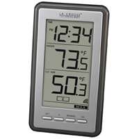 La Crosse WS-9160U-IT-CBP Wireless Weather Station, AA Alkaline