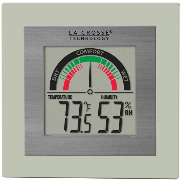 LA CROSSE TECHNOLOGY WT-137U Indoor Comfort Meter