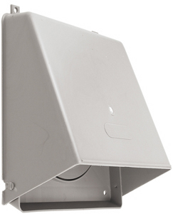"""LAMBRO 351G/351GR Plastic Wall Cap (6"""")"""