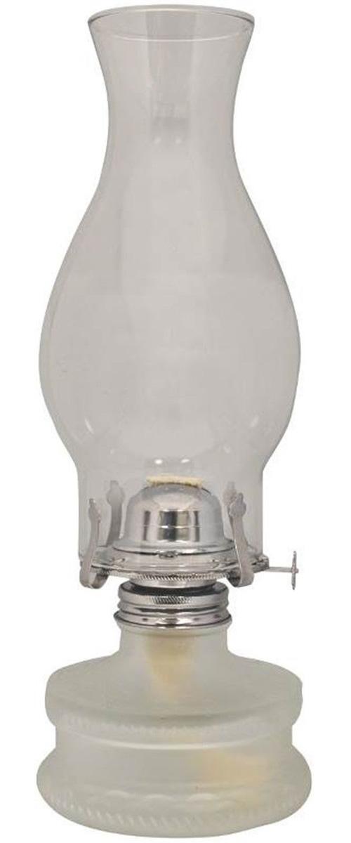 Tiki 22300 Classic Oil Lamp, 20 hr Burning, 8.5 oz