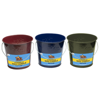 CANDLE BUCKET CITRO MULTI 17OZ